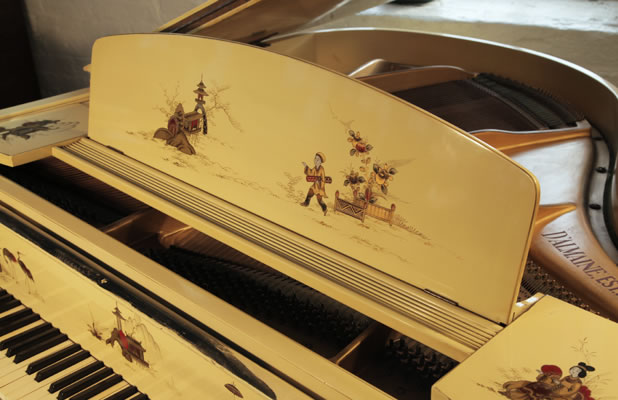 D'Almaine Grand Piano for sale. We are looking for Steinway pianos any age or condition.