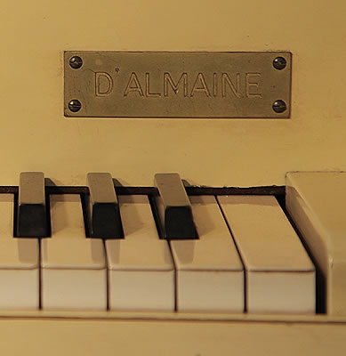 D'Almaine Grand Piano. We are looking for Steinway pianos any age or condition.