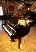 Pre-owned, 2009, Essex EGP173 Grand Piano For Sale with a  black case