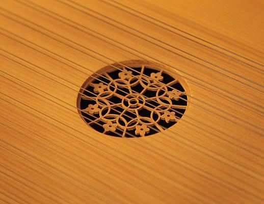 Neupert soundboard detail