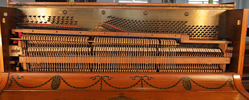 Otto Upright Piano for sale.
