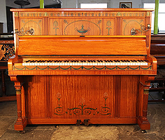 Artcased, Otto upright piano