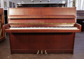 Modern Petrof Upright Piano For Sale