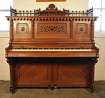 Artcased, Seiler XB upright piano