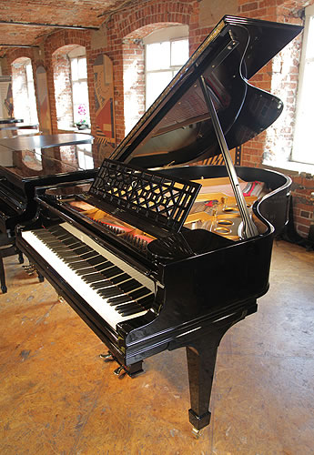 Rebuilt steinway model o grand piano for sale with a for Big grand piano