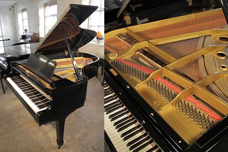 Yamaha G Piano Serial Numbers