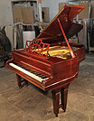 Piano for sale. A 1905, Bluthner grand piano with a  mahogany case and gate legs.