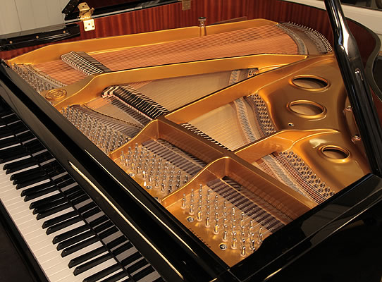 Halle and Voight Grand Piano for sale.