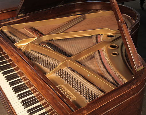 Steck Baby Grand Piano for sale.