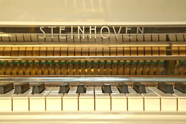 Steinhoven  Grand Piano for sale. We are looking for Steinway pianos any age or condition.