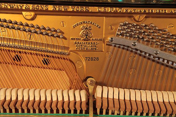 Steinway piano serial number