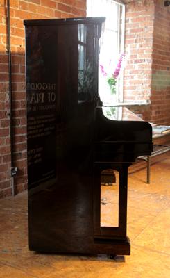 Steinway piano profile