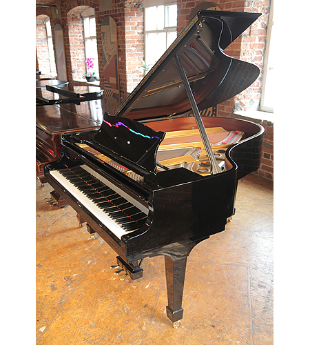 A 2006, Steinway Model O grand piano for sale
