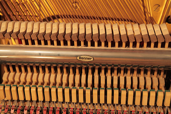 Steinway Model Z Piano For Sale With A Mahogany Case