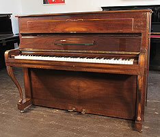 Steinway model Z upright piano