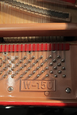 Weber W-150 Grand Piano for sale.