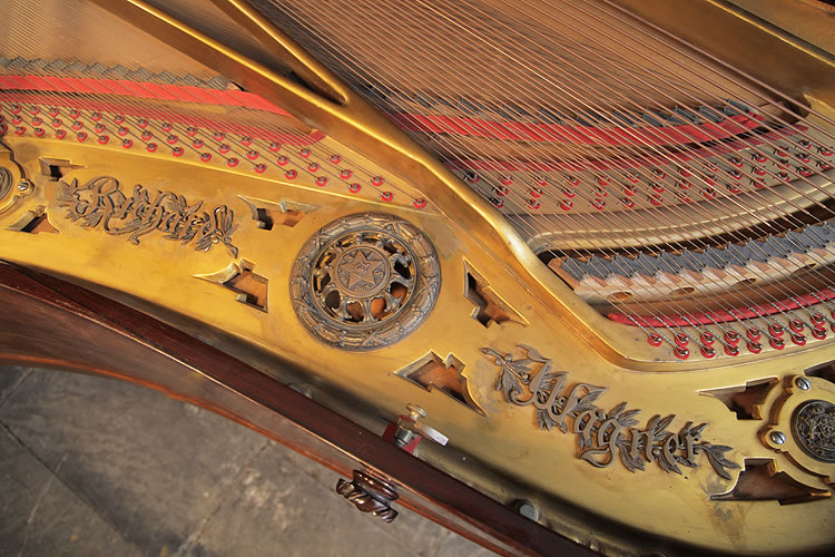 Ibach Richard Wagner Grand Piano For Sale With A Rosewood