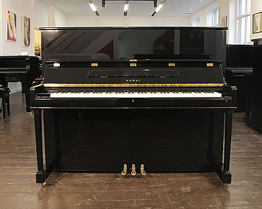 Secondhand, Kawai CS-35N Upright Piano For Sale