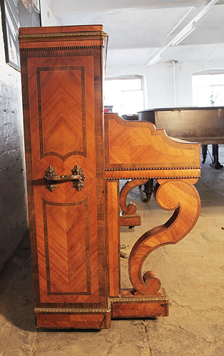 Pleyel piano profile