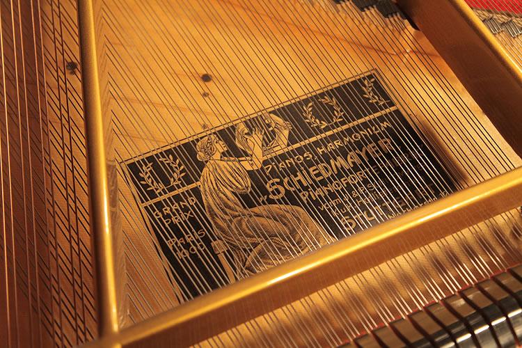 Schiedmayer Grand Piano for sale.