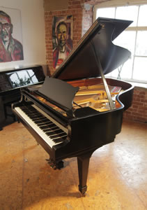 Besbrode Pianos is an  Official Steinway & Sons Appointed Dealer.Secondhand, Steinway Model A Grand Piano For Sale