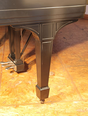 Secondhand, Steinway   Model L Grand Piano for sale.