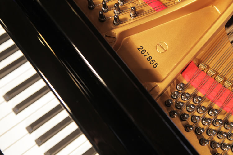 Steinway model O piano serial number