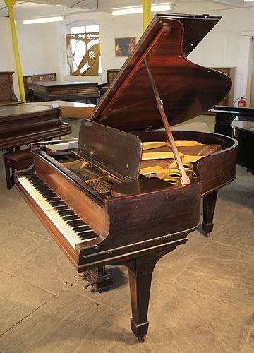 A steinway model o grand piano with a rosewood case and for Big grand piano