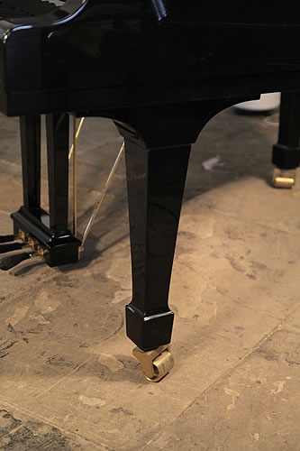 Toyama spade piano leg
