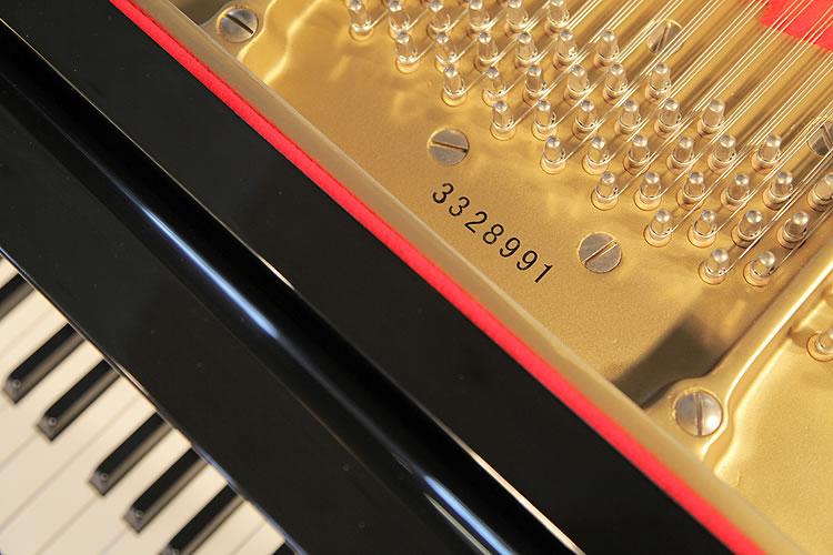 Yamaha piano serial number