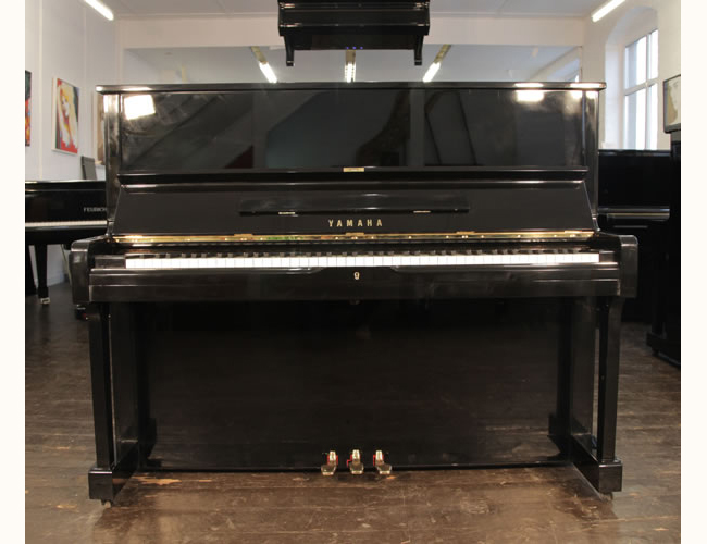 A secondhand, 1972, Yamaha U1 Upright Piano For Sale