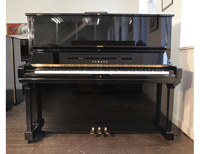 A secondhand, 1973, Yamaha U3 Upright Piano For Sale