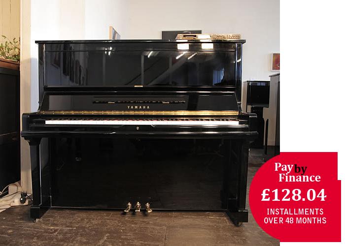 Yamaha U30A upright Piano for sale.