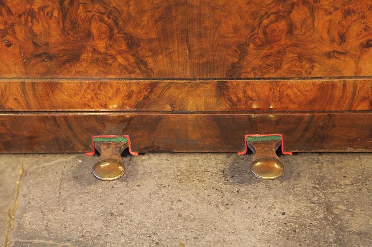 Burling & Burling piano pedals