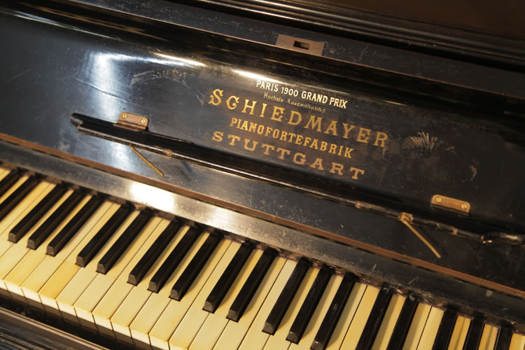 Schiedmayer Upright Piano for sale.
