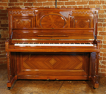 Besbrode Pianos is a Specialist Steinway & Sons  Dealer. Secondhand, Steinway Vertegrand  piano for sale.
