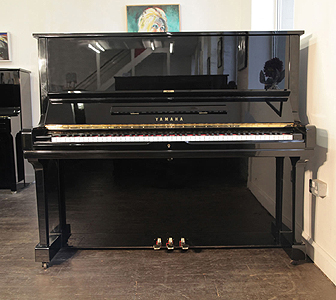 Secondhand, Yamaha U3 Upright Piano For Sale