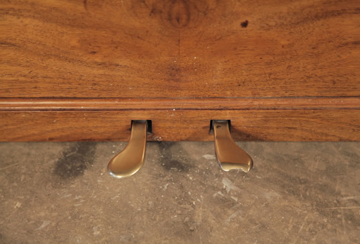 Bord piano pedals