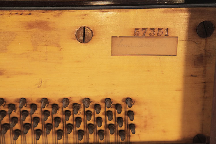 Broadwood piano serial number