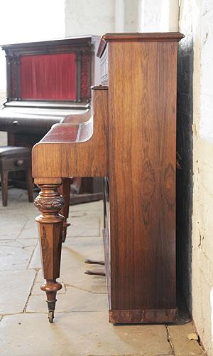 Broadwood piano profile
