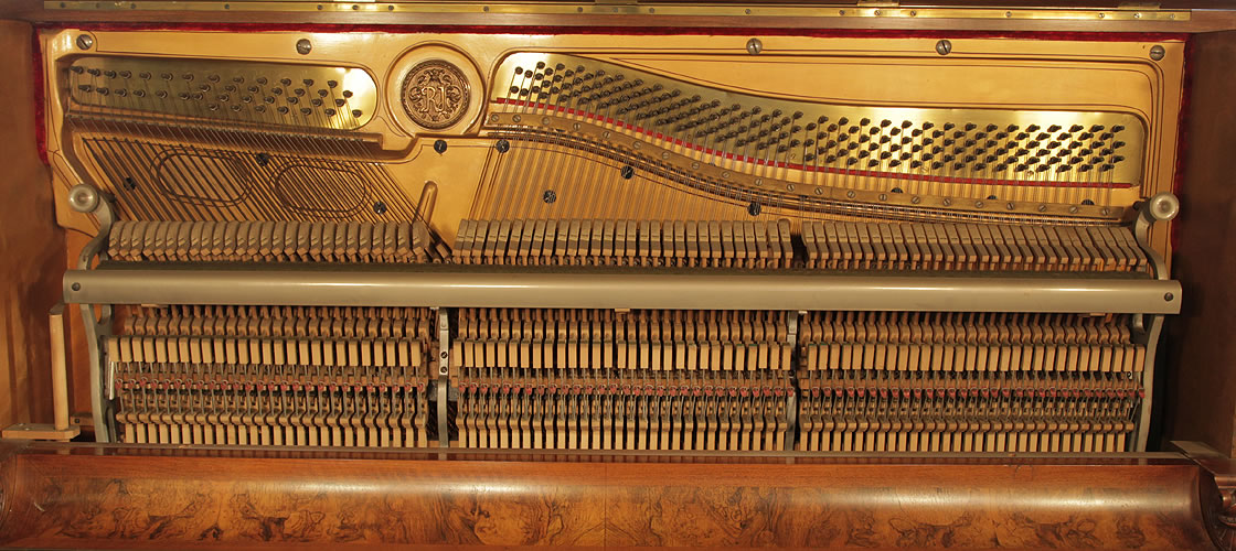 Roth & Tunius Upright Piano for sale.