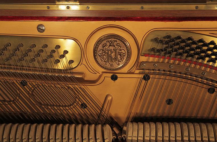 Roth & Tunius Upright Piano for sale.