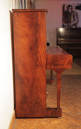 Crown Jewels Steinway Model K Upright Piano For Sale With
