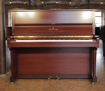 Steinway Model V  piano for sale.