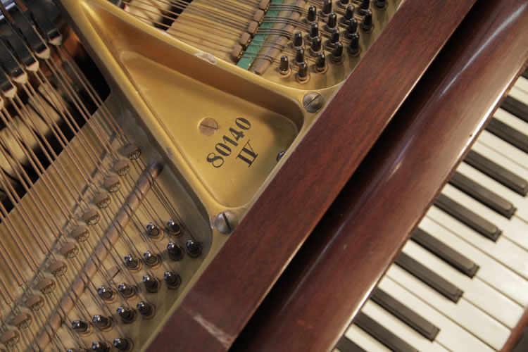 August Forster piano serial number