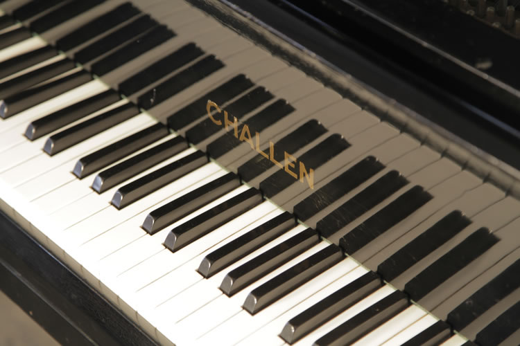 Used, Challen Baby Grand Piano for sale.