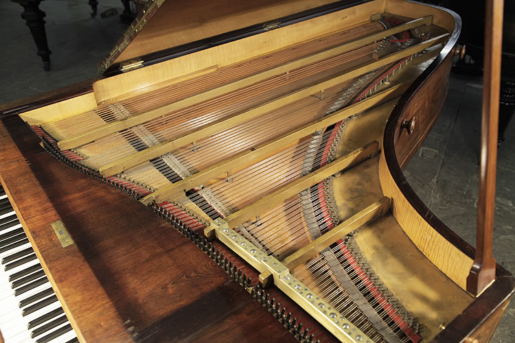 Erard No 2 Grand Piano For Sale With A Walnut Case