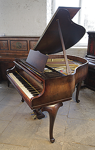 Feurich Baby Grand Piano