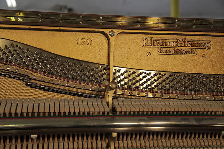 Grotrian Steinweg 120 Upright Piano for sale.