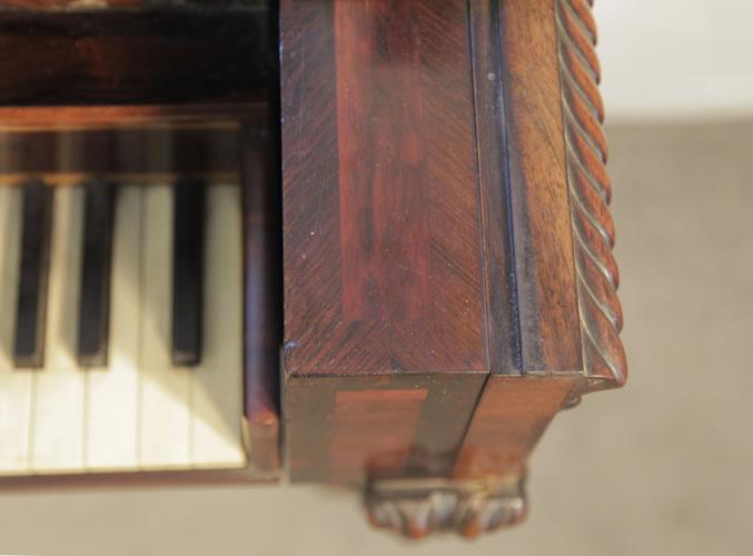 Pape piano cheek detail